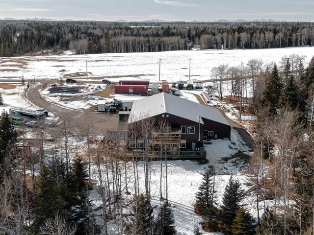 32047 45 Range, Rural Mountain View County, AB T0M 1X0 (#A1077734) :: Redline Real Estate Group Inc