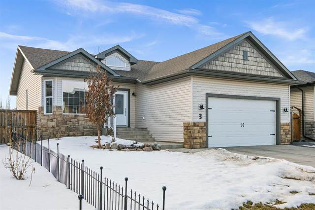 3 Havenfield Drive, Carstairs, AB T0M 0N0 (#A1078044) :: Redline Real Estate Group Inc