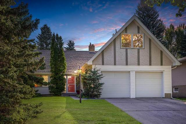 2024 Urbana Road NW, Calgary, AB T2N 4B8 (#A1078062) :: Calgary Homefinders