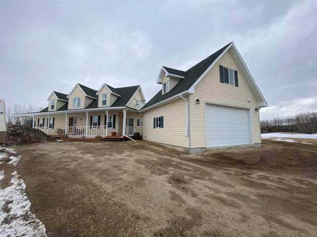 8, 711016 Range Road 53, Rural Grande Prairie No. 1, County of, AB T8W 5A3 (#A1078334) :: Team Shillington | eXp Realty