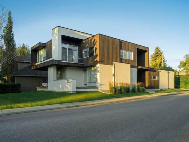 3603 13 Street SW, Calgary, AB T2T 2R2 (#A1078444) :: Redline Real Estate Group Inc