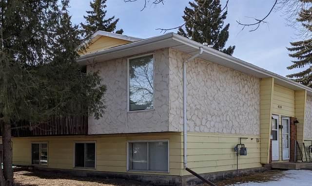 4118 60 Street #4, Camrose, AB T4V 3G7 (#A1078697) :: Calgary Homefinders