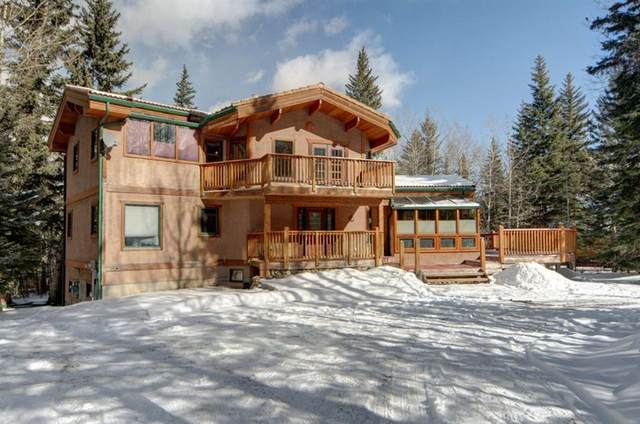 34 Lac Des Arcs Drive, Lac des Arcs, AB T1W 2W3 (#A1078811) :: Canmore & Banff