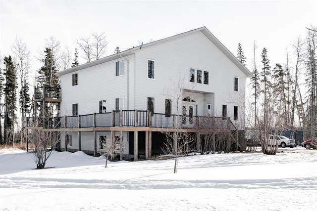 42 Mountain Side Estates, Rural Grande Prairie No. 1, County of, AB T0H 3S0 (#A1079138) :: Team Shillington | eXp Realty