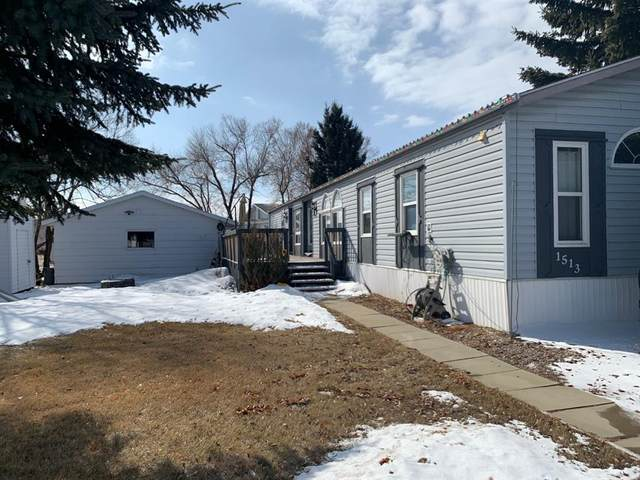 1513 7 Avenue Crescent, Wainwright, AB T9W 1H7 (#A1079208) :: Redline Real Estate Group Inc
