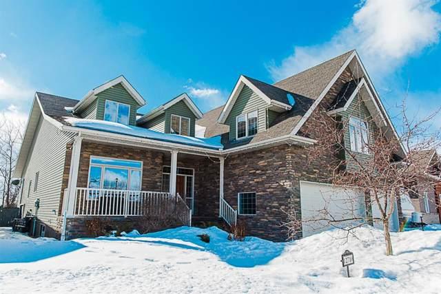 12710 Lakeshore Drive, Grande Prairie, AB T8X 8C7 (#A1079469) :: Redline Real Estate Group Inc