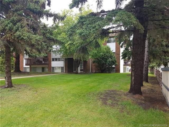 6759 59 Avenue 1-9, Red Deer, AB T4P 1B1 (#A1080012) :: Calgary Homefinders