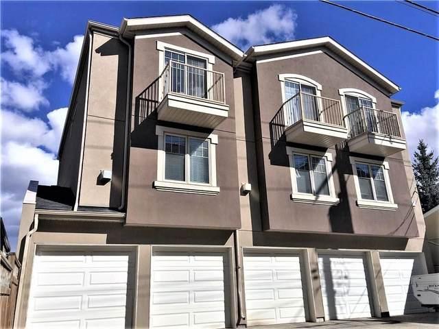 2425 29 Street SW #2, Calgary, AB T3E 2K3 (#A1080225) :: Redline Real Estate Group Inc