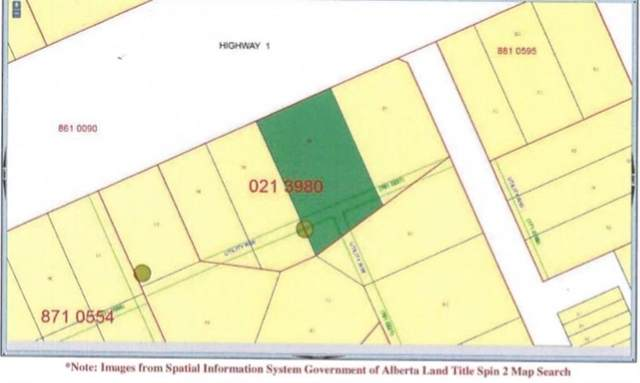 724 3 Avenue, Dunmore, AB T1B 0J9 (#A1080399) :: Calgary Homefinders