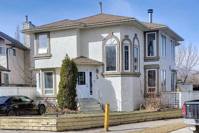 48 Ventura Place NE, Calgary, AB T2E 8G3 (#A1080696) :: Calgary Homefinders