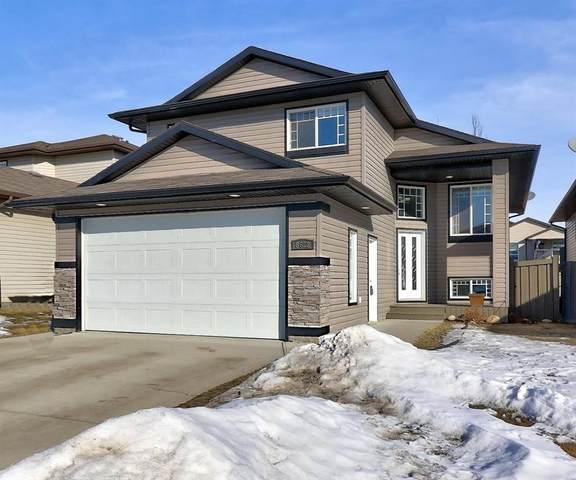 8622 61 Avenue, Grande Prairie, AB T8W 2X2 (#A1080902) :: Redline Real Estate Group Inc