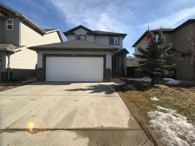 259 Prairie Springs Crescent SW, Airdrie, AB T4B 0G1 (#A1081007) :: Redline Real Estate Group Inc