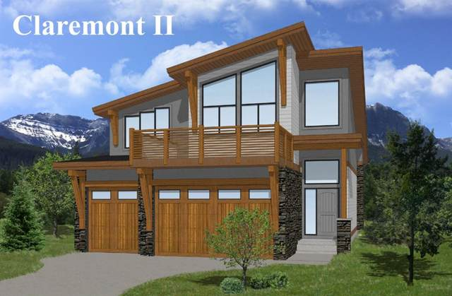 433 Stewart Creek Close, Canmore, AB T1W 0G6 (#A1081346) :: Canmore & Banff
