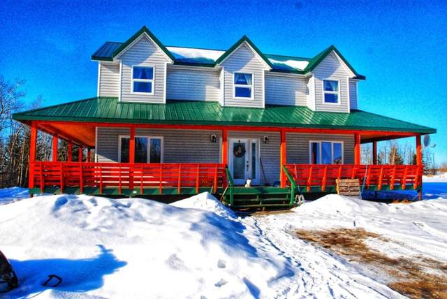 853052 Rd 62, Rural Clear Hills County, AB T0H 2E0 (#A1081410) :: Redline Real Estate Group Inc
