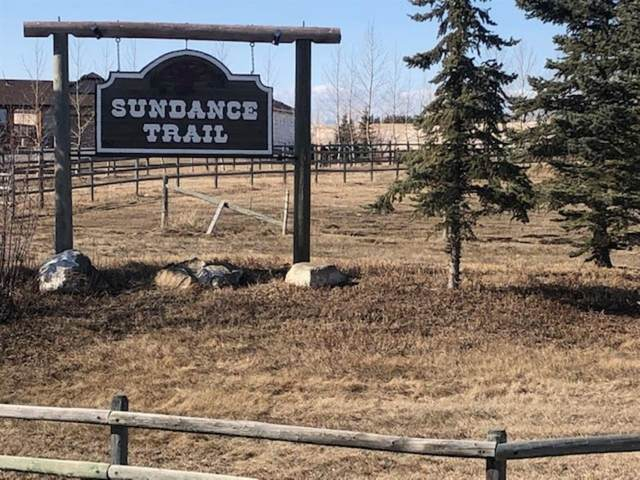 3.95 Acres 2nd St W Street W, Rural Foothills County, AB T1S 1A1 (#A1081751) :: Calgary Homefinders