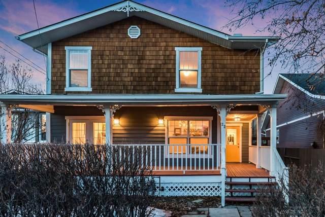 22 Elma Street W, Okotoks, AB  (#A1081777) :: Redline Real Estate Group Inc