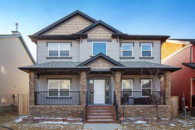 121 Channelside Common SW, Airdrie, AB T4B 3J3 (#A1081865) :: Redline Real Estate Group Inc