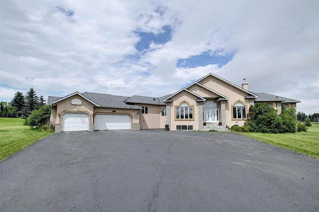 31 Springland Manor Crescent, Rural Rocky View County, AB T3Z 3K1 (#A1082575) :: Calgary Homefinders