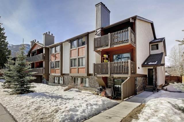 223 Muskrat Street #35, Banff, AB T1L 1A1 (#A1082816) :: Canmore & Banff