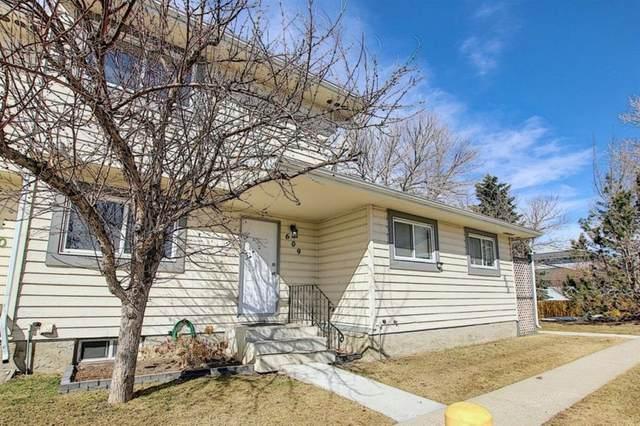 600 Allen Street SE #609, Airdrie, AB T4B 1J8 (#A1082861) :: Redline Real Estate Group Inc