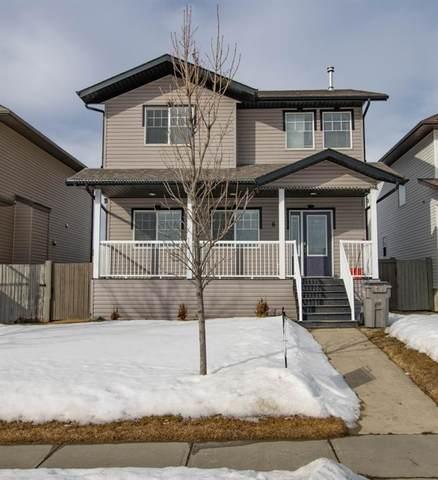 8 Pinnacle Street, Grande Prairie, AB T8W 0A9 (#A1082975) :: Team Shillington | eXp Realty