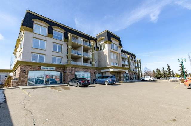 4425 Heritage Way #311, Lacombe, AB T4L 2P4 (#A1083242) :: Western Elite Real Estate Group