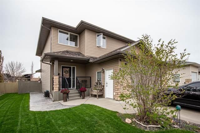 71 Lougheed Close, Red Deer, AB T4R 3L8 (#A1083282) :: Calgary Homefinders