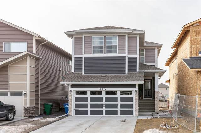 905 Midtown Avenue SW, Airdrie, AB T4B 4V8 (#A1083458) :: Western Elite Real Estate Group