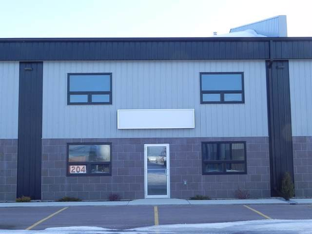 27211 Highway 12 Bay 104, Rural Lacombe County, AB T4L 0E3 (#A1083542) :: Calgary Homefinders