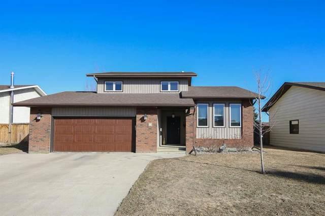 6 Reeves Crescent, Red Deer, AB T4P 2Y4 (#A1083647) :: Calgary Homefinders