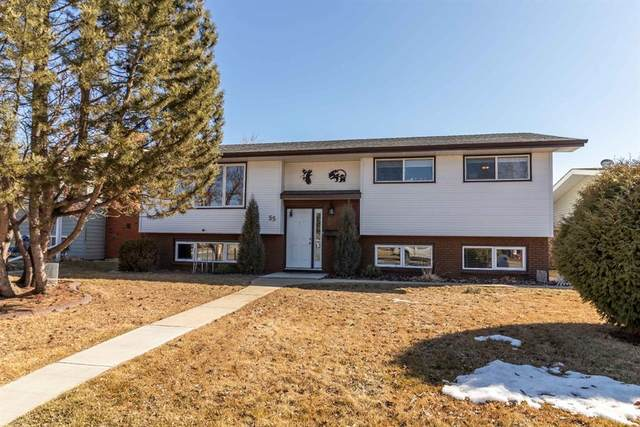 55 Olympic Green, Red Deer, AB T4P 1S7 (#A1083723) :: Redline Real Estate Group Inc