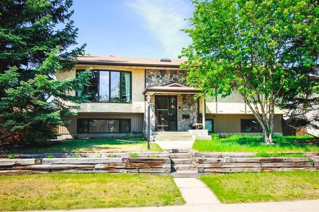 4204 69 Street, Camrose, AB T4V 3Y9 (#A1083805) :: Calgary Homefinders