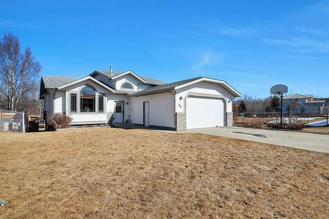 56 Perry Drive, Sylvan Lake, AB T4S 1W3 (#A1083808) :: Calgary Homefinders