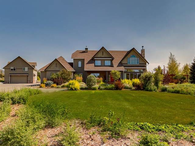 77 Sterling Springs Crescent, Rural Rocky View County, AB T3Z 3J7 (#A1084091) :: Calgary Homefinders