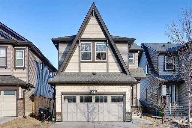 8 Skyview Shores Manor NE, Calgary, AB T3N 0E1 (#A1084243) :: Redline Real Estate Group Inc