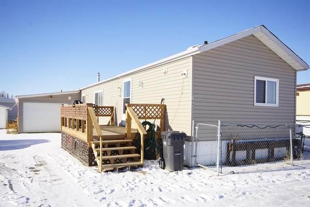 164 Swan City Trailer, Grande Prairie, AB T8X 4A9 (#A1084363) :: Calgary Homefinders