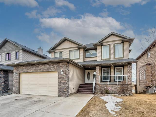 1145 Channelside Drive SW, Airdrie, AB T4B 3J4 (#A1084382) :: Redline Real Estate Group Inc
