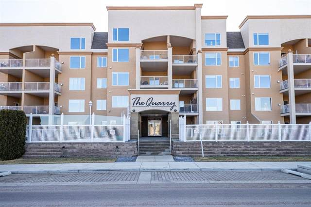 5590 45 Street #105, Red Deer, AB T4N 7C4 (#A1084584) :: Calgary Homefinders