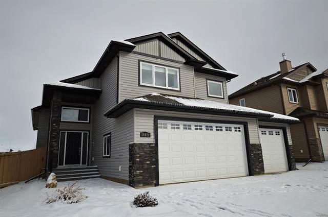 10422 152A Avenue, Rural Grande Prairie No. 1, County of, AB T8X 0M8 (#A1084733) :: Redline Real Estate Group Inc