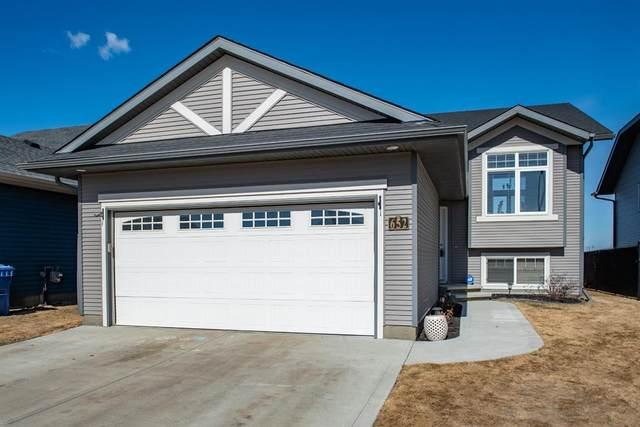 652 Robinson Avenue, Penhold, AB T0M 1R0 (#A1084786) :: Calgary Homefinders