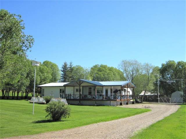 55062 Township Road 462 #145, Rural Wetaskiwin County, AB T0C 2X0 (#A1085082) :: Redline Real Estate Group Inc