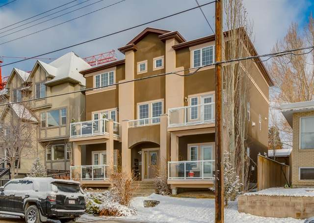 1816 34 Avenue SW #201, Calgary, AB T2T 2B8 (#A1085196) :: Western Elite Real Estate Group