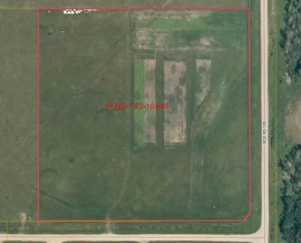 Pt Ne-7-72-10-W6, Rural Grande Prairie No. 1, County of, AB T0H 0C0 (#A1085230) :: Team Shillington   eXp Realty