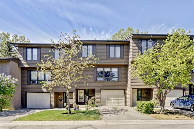 23 Glamis Drive SW #36, Calgary, AB T3E 6S3 (#A1085271) :: Redline Real Estate Group Inc