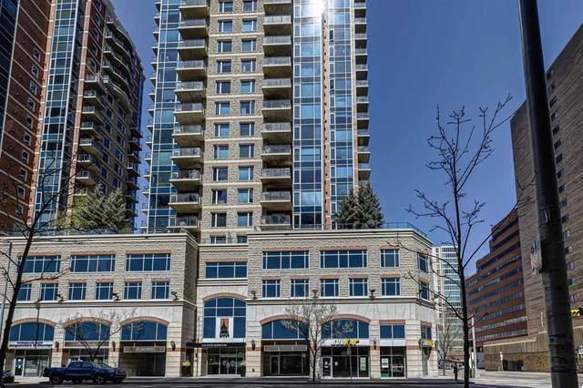 910 5 Avenue SW #803, Calgary, AB T2P 0C3 (#A1085274) :: Calgary Homefinders