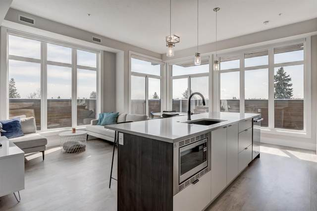 3375 15 Street SW #413, Calgary, AB T2T 4A2 (#A1085369) :: Western Elite Real Estate Group