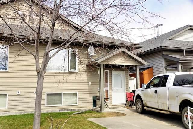 10020 103 Avenue 1 (A), Grande Prairie, AB T8V 4R8 (#A1085464) :: Calgary Homefinders
