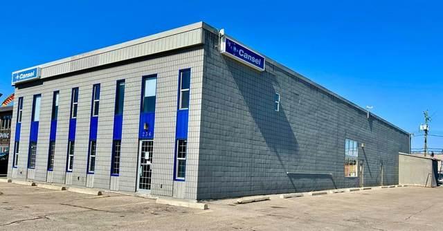236 40 Avenue NE, Calgary, AB T2E 2M7 (#A1085497) :: Calgary Homefinders