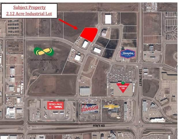 10502 118 Street, Grande Prairie, AB T8V 8B5 (#A1085604) :: Calgary Homefinders
