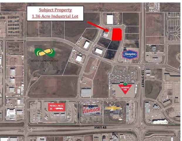 10502 117 Street, Grande Prairie, AB T8V 8B5 (#A1085610) :: Team Shillington | eXp Realty